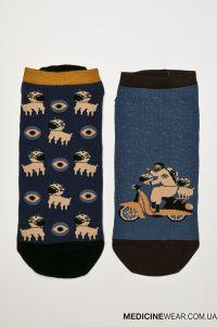 Шкарпетки чоловічі DAWID RYSKI FOR MEDICINE (2 - пари) 4194f94b1a009